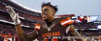 Poignardé vendredi, le joueur de la NFL Terrelle Pryor hospitalisé et arrêté