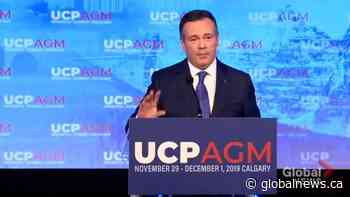 Alberta's United Conservative Party unites with passage of Bill 22