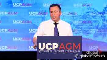 Alberta's suicide rate is 50 per cent higher per capita than Ontario: Premier Jason Kenney