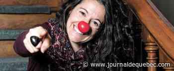 Clown et sourde: faire rire pour vaincre l'isolement