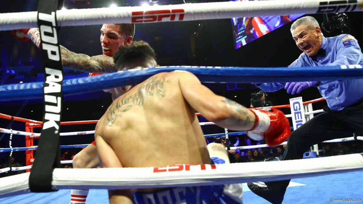 What's next for Oscar Valdez and Carl Frampton?
