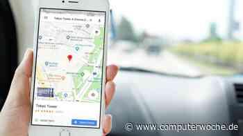Smartphone: Google Maps als Reiseführer