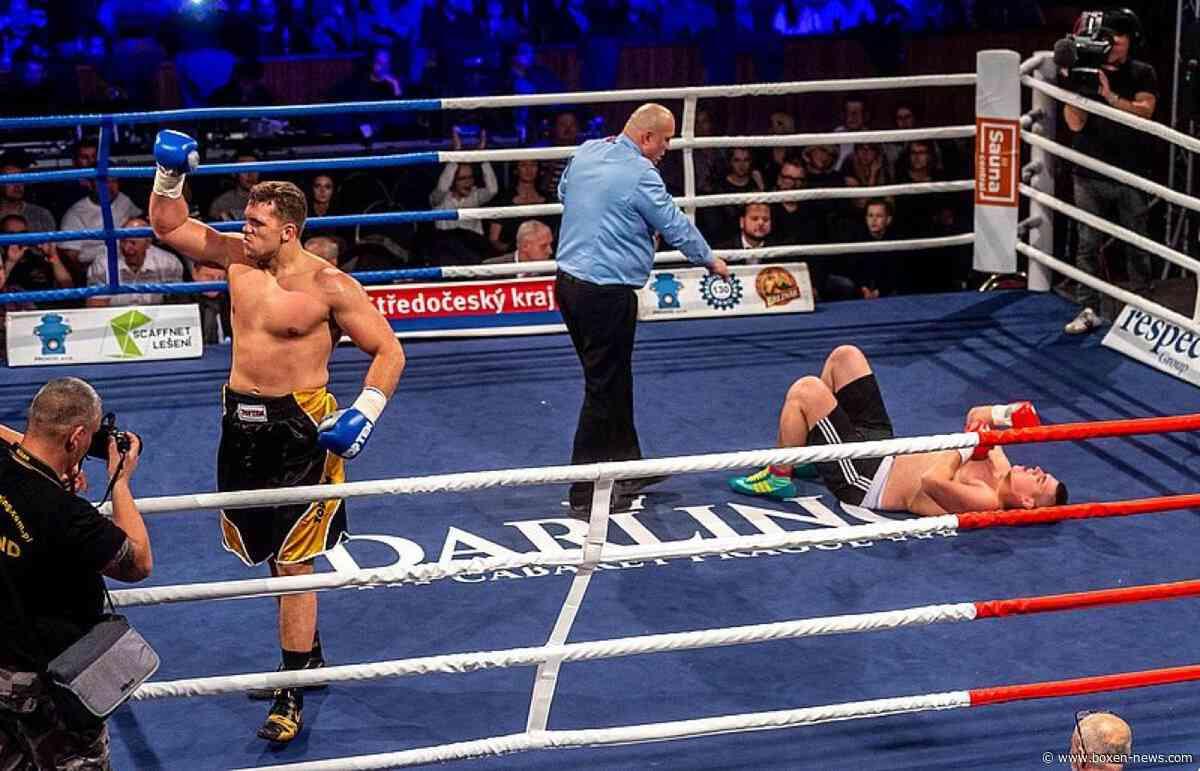 Fabiána Bytyqi bleibt WBC-Weltmeisterin,  Šálek mit Blitz-Ko-Sieg