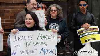 Residuals can make up 75% of a musician's movie score paycheque — but not on streaming