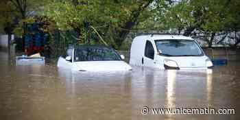 Fortes précipitations attendues, les Alpes-Maritimes passent en vigilance rouge pluie-inondation