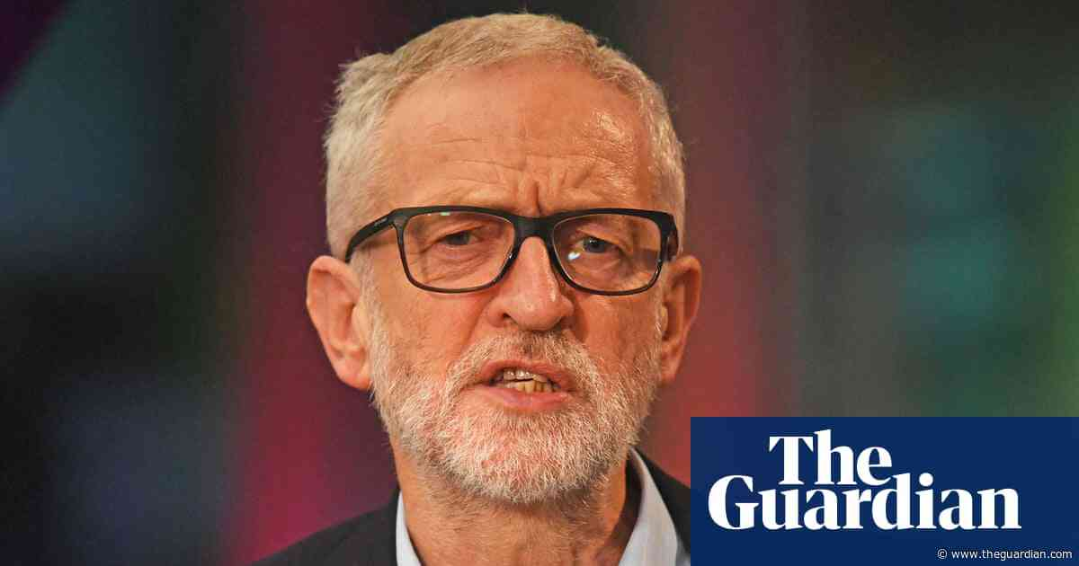 Jeremy Corbyn calls for focus on rehabilitation of terrorists in prison