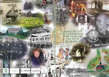 27e Jaarboek van de Zultse Heemkundige Kring