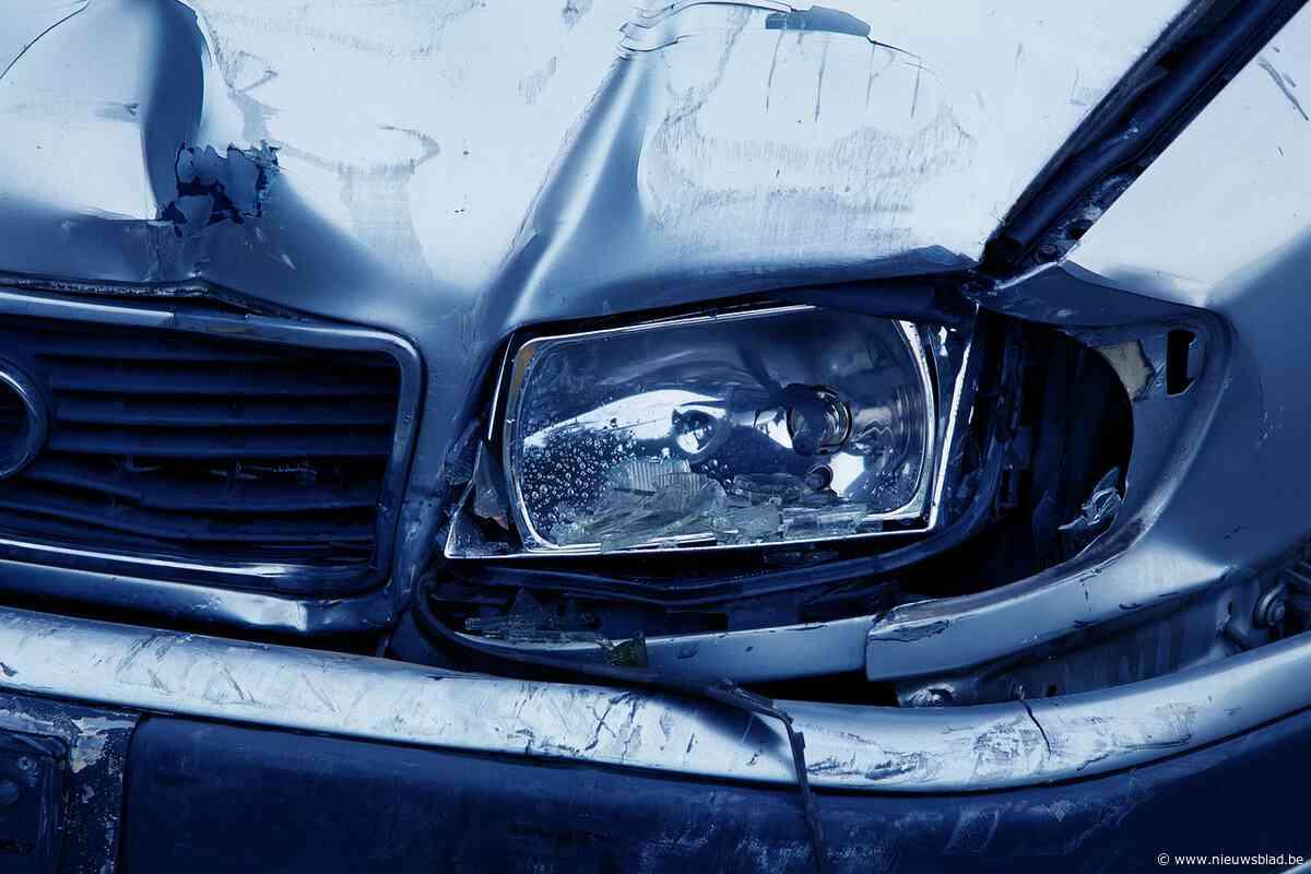 Ongeval op Tiensesteenweg: 69-jarige man naar ziekenhuis