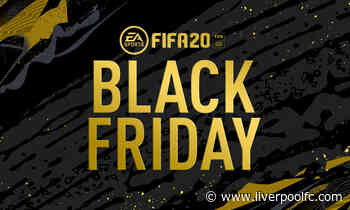 Get set for Black Friday Weekend with FIFA 20