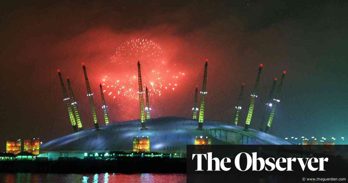 The Millennium Dome 20 years on… revisiting a very British fiasco