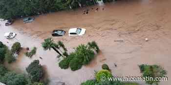 Plusieurs opérations en cours à Mandelieu qui fait face à une situation inédite
