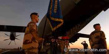 Les corps des 13 militaires tués au Mali sont arrivés en France