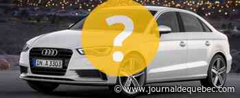 Audi A3 Quattro 2015 de 54 000 km: bon achat?
