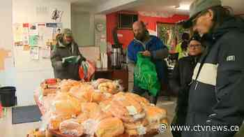 Winnipeg volunteers feed thousands, but need help to keep food bank alive