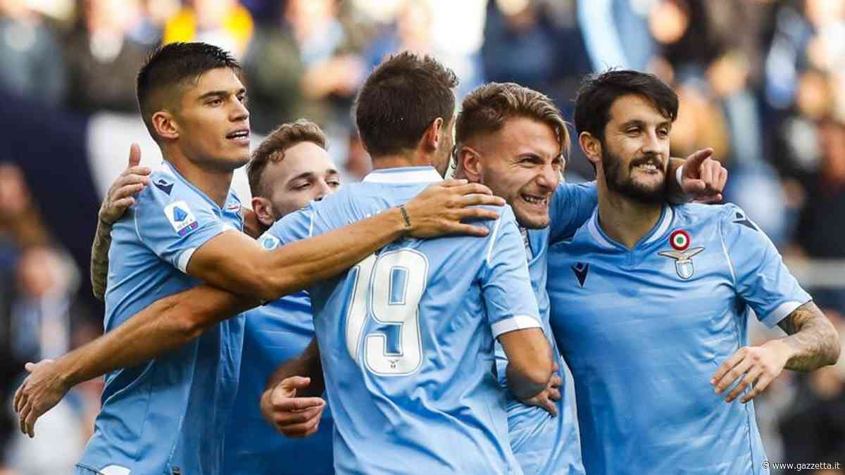 Serie A, Lazio-Udinese 3-0: doppietta di Immobile e gol di Luis Alberto