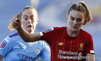 Match report: LFC Women edged by Manchester City in WSL