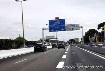Les poids lourds interdits de circuler sur deux autoroutes dans la nuit de dimanche à ce lundi