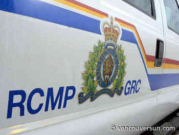 RCMP cruiser involved in multi-vehicle accident in Coquitlam