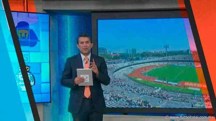 Humberto Valdés presentó proyecto a Cruz Azul