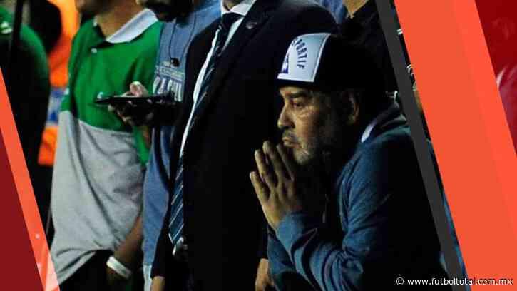 Maradona protagoniza otra polémica