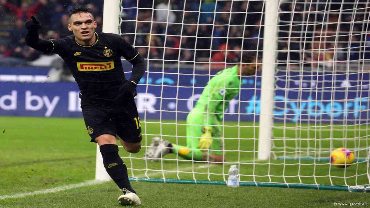 Inter-Spal 2-1, top&flop nerazzurri: super Lautaro, giù le mezzali