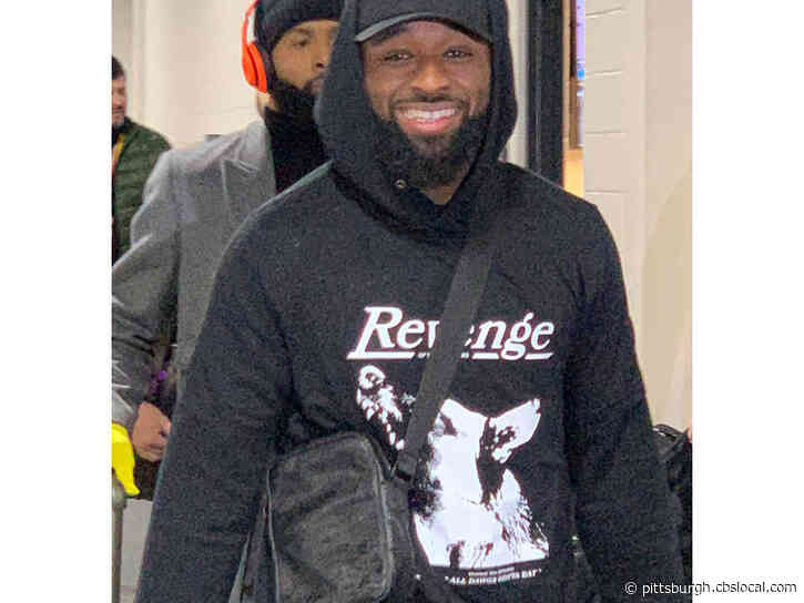 Steelers Wear Interesting Shirts Prior To Big Game Against Cleveland