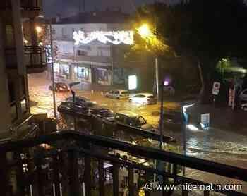 PHOTOS & VIDÉOS. La situation est catastrophique à Mandelieu: voici vos images des inondations