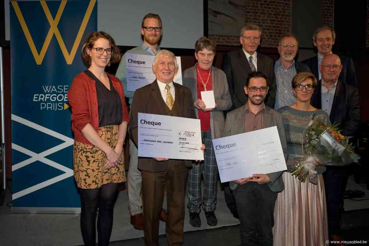 Heemkundige Kring Wissekerke wint hoofdprijs voor erfgoed
