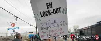 Usine de camions Paccar: environ 1400 employés ont été mis en lock-out