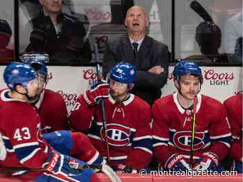 Habs shorthanded on defence as they try to avenge Bruins' 8-1 drubbing