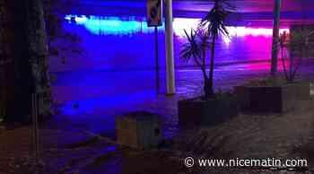 Les collèges, écoles et crèches de Mandelieu fermés ce lundi à cause des inondations