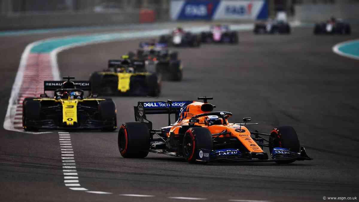 Server crash led to DRS issue at Abu Dhabi GP