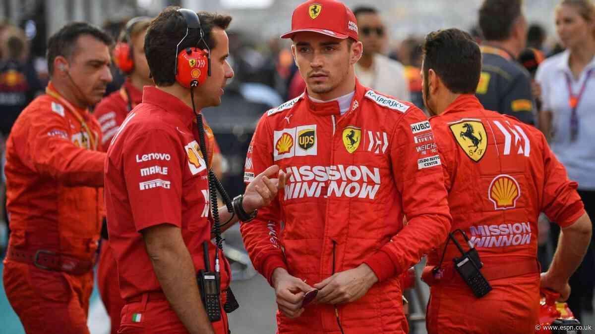 Ferrari fined 50,000 Euros for fuel irregularity