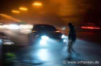 Würzburg: Auto erfasst Fußgängerin mit hoher Geschwindigkeit