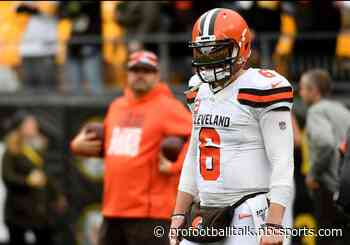 Steelers off to slow start against Browns, down 10-0