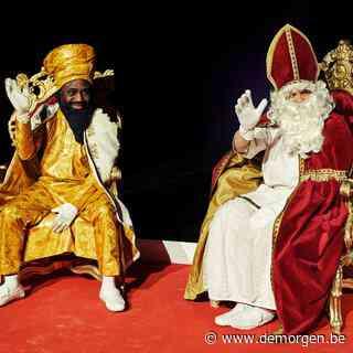 Afrikaanse Sint-Mauritius ontmoet Sinterklaas in het AfrikaMuseum: kan zwarte Sint Zwarte Piet doen vergeten?