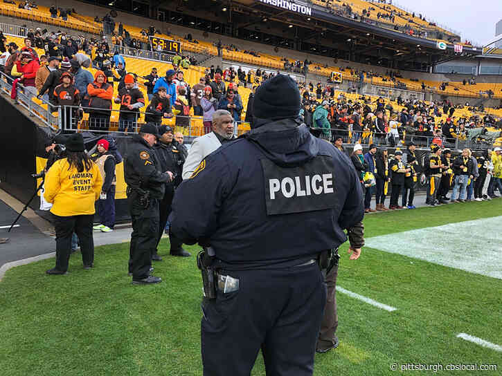 Extra Security In Place For Steelers-Browns Game At Heinz Field