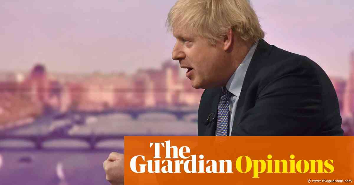 The Guardian view on Boris Johnson's fact-free claims: dodging responsibility on terror attack | Editorial