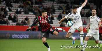 Adam Ounas blessé et incertain pour le match de l'OGC Nice à Saint-Etienne