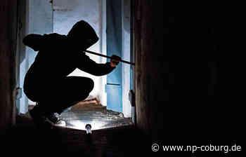 Unterlauter: Einbrecher erbeuten wertvollen Schmuck
