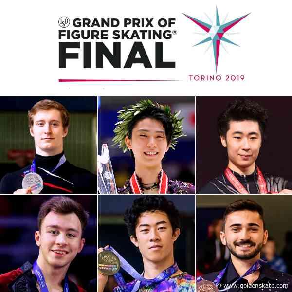 2019-20 Grand Prix Final Preview: Men