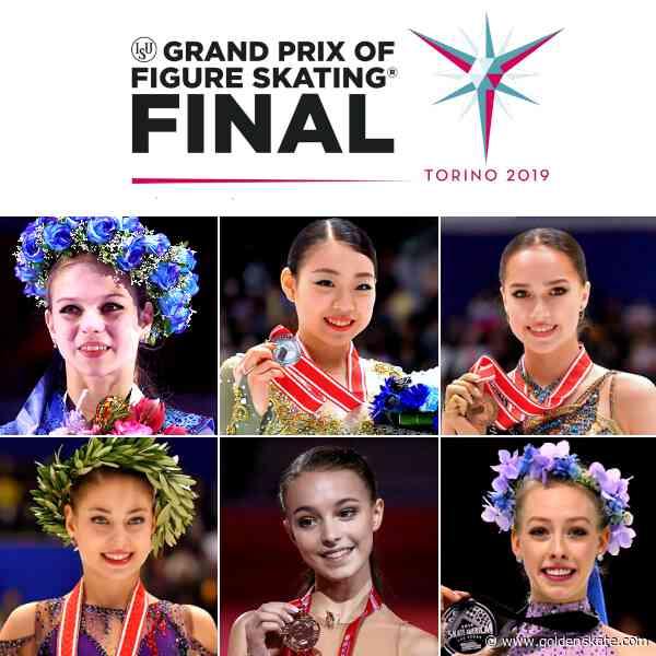 2019-20 Grand Prix Final Preview: Ladies