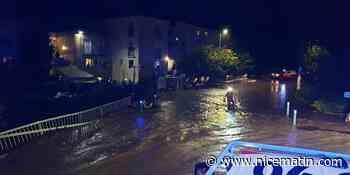 Les écoles primaires, collèges et lycées de Cannes, Mandelieu et Pégomas fermés ce lundi à cause des inondations
