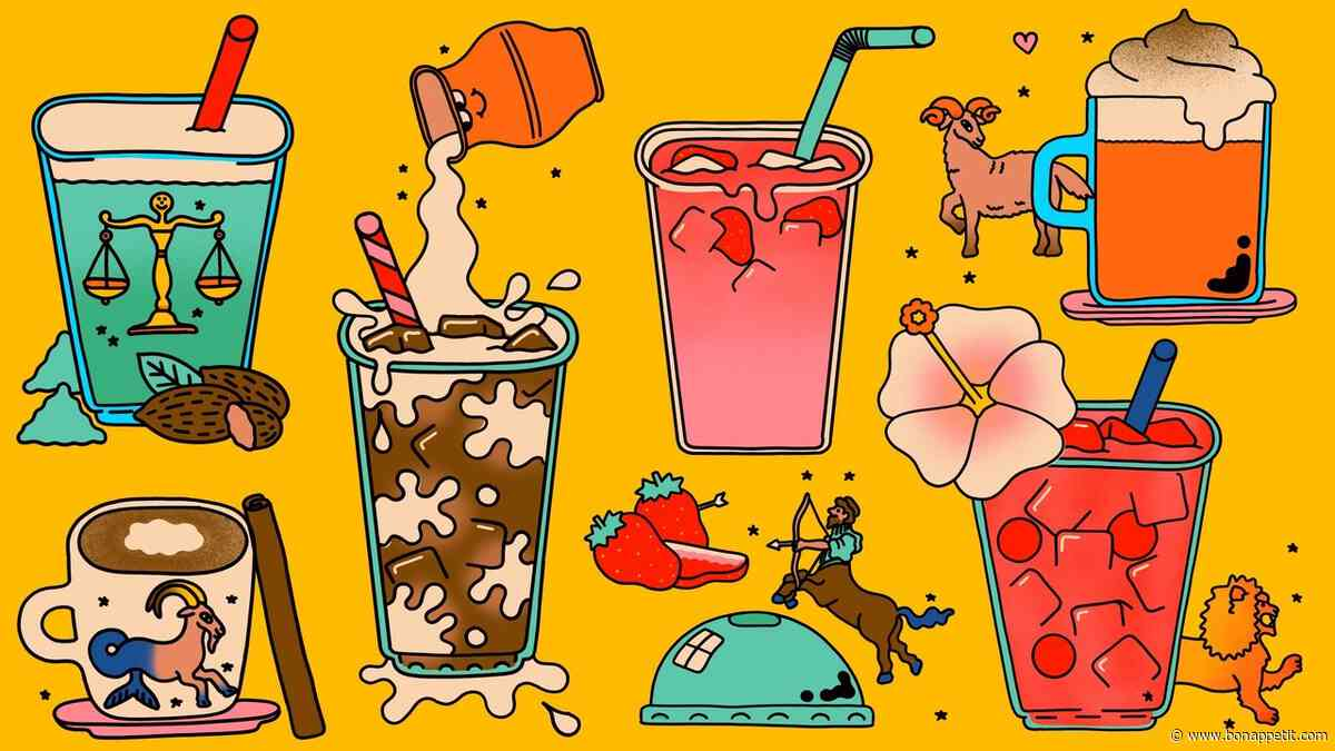 Your December Horoscope: A Starbucks Order for Every Sign