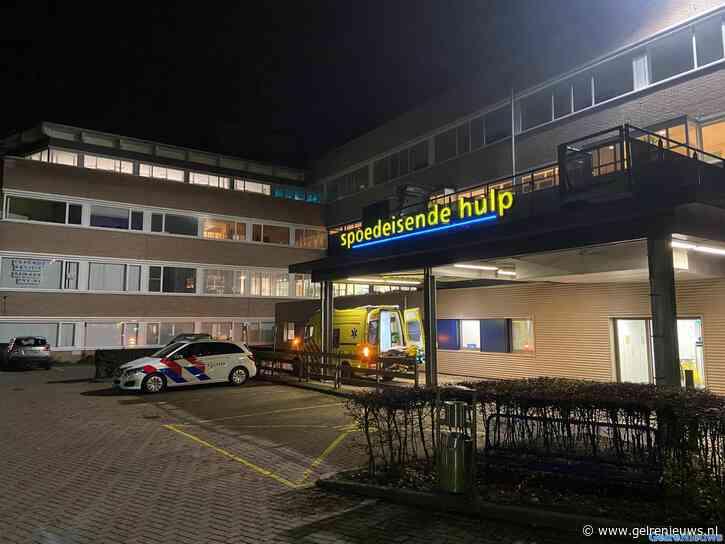 Gewonde bij schietpartij voor Slingeland ziekenhuis in Doetinchem