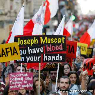Premier Malta kondigt officieel aftreden aan
