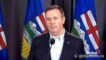Kenney downplays concerns over potential protests from unions in Alberta
