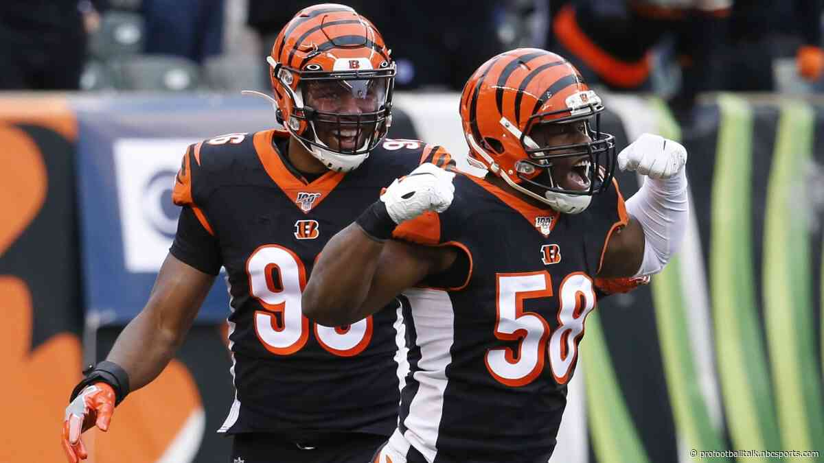 Bengals douse Jets to get their first win of 2019