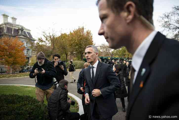 NATO Offers Trump a Budget Bonbon as Summit Nears