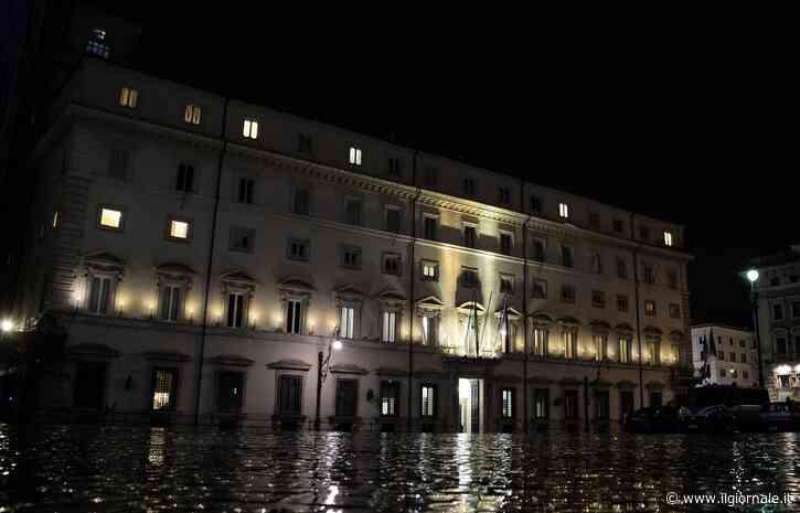 Mes, vertice fiume a Palazzo Chigi